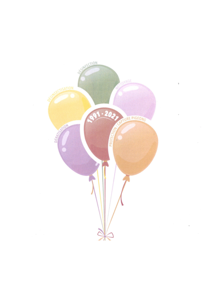 Nous célébrons les 30 ans de la société STH