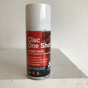 Insecticide Clac One Shot