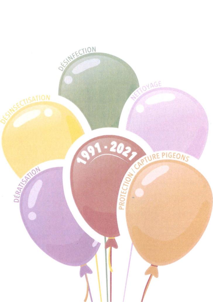 Célébration des 30 ans de la société STH