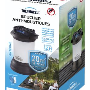 Lanterne bouclier anti moustiques