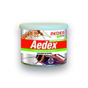 Aedex insecticide fumigateur rampants et volants